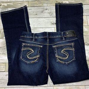 Silver jeans co. Aiko bootcut w32 L31